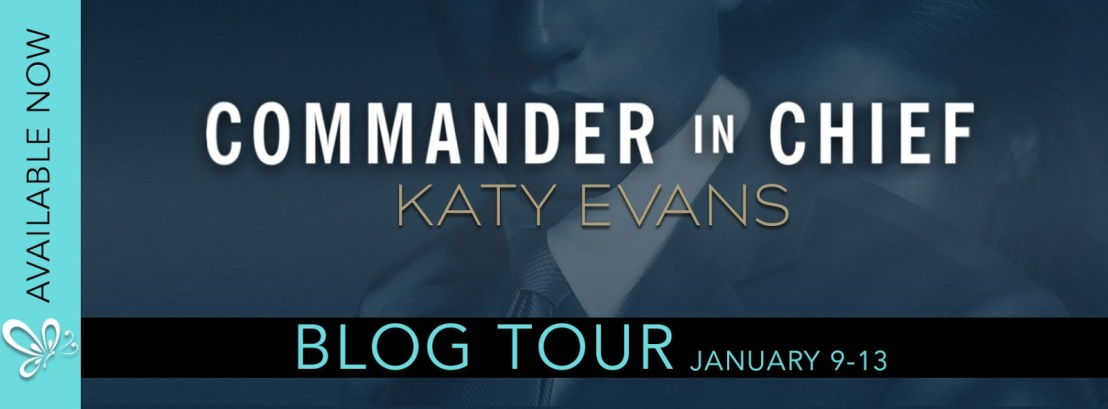 Commander in Chief Blog Tour